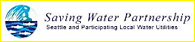 Saving Water Logo